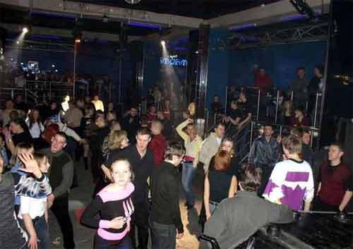 Ночные клубы в альметьевске работа в клубе хостес москва